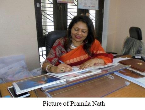 Pramila Nath – Leading Fashion Designer