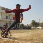 High Jump Event