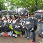 NO TOBACCO Umbrella Rally (1)